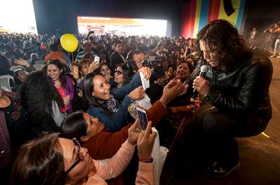 Gustavo Ratto fue destacado por su música en SOL Sonidos Latinos