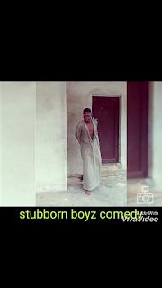 Baba & stranger || stubborn boyz comedy