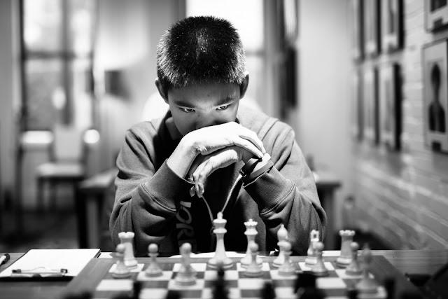 Jeffery Xiong durante el campeonato de los Estados Unidos