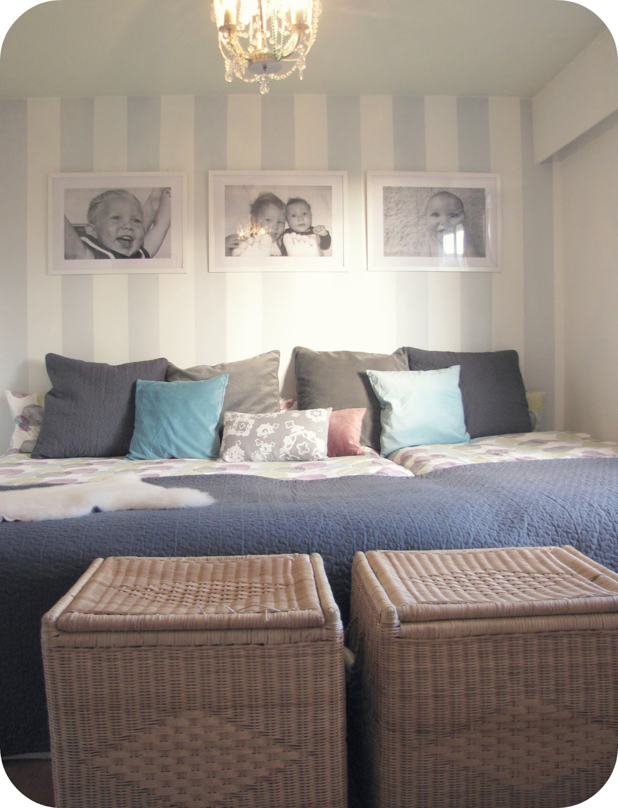 My House Of Giggles: One Giant Family Bed (if You Can't