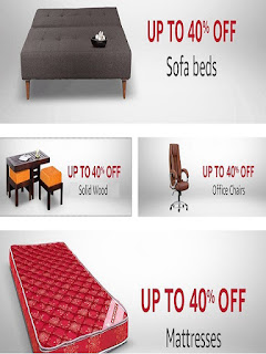 Amazon Offer  Get upto 60% off on Furniture