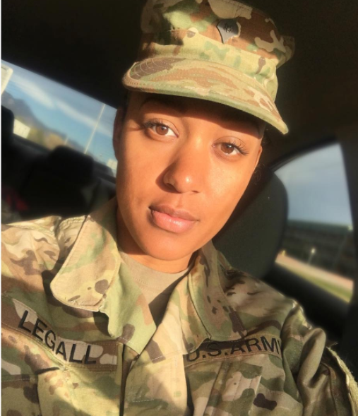 world's sexiest female soldier