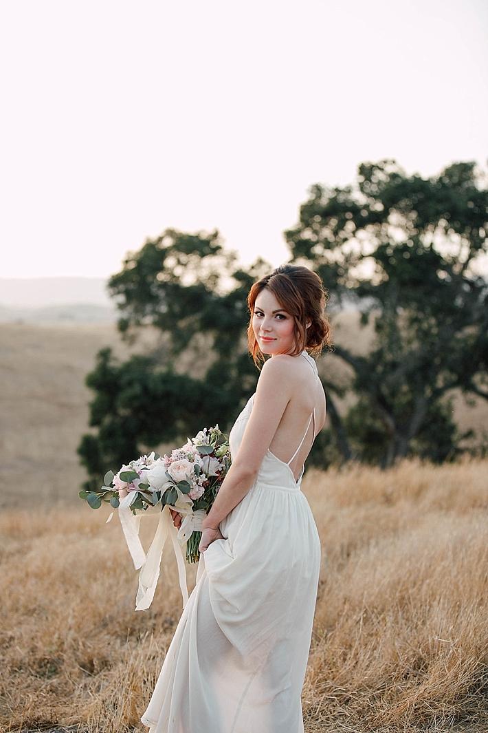 wedding ideas and inspiration san luis obispo bridal photos