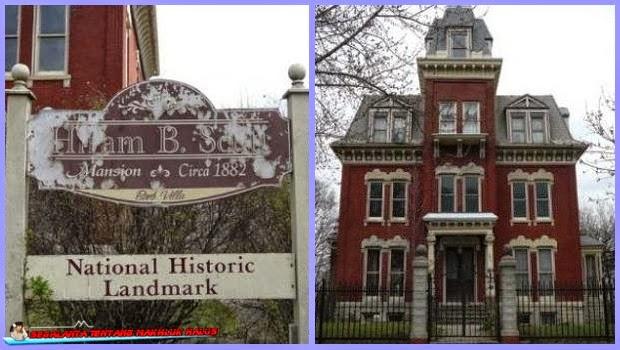 Rumah Bersejarah dan Berhantu di Amerika The Hiram B, Rumah Bersejarah dan Berhantu di Amerika
