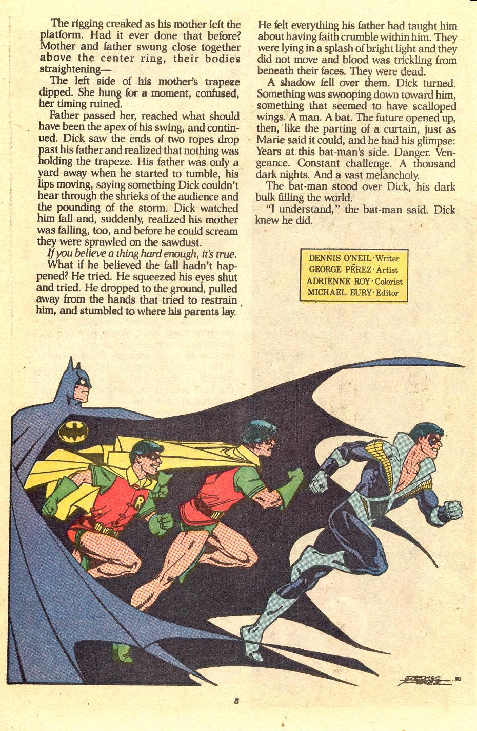 Read online Secret Origins (1986) comic -  Issue #50 - 10
