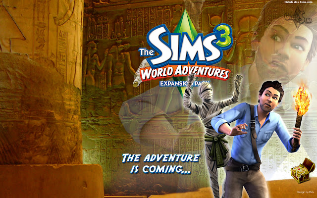 review the sims 3 world adventures ackratte games. Black Bedroom Furniture Sets. Home Design Ideas