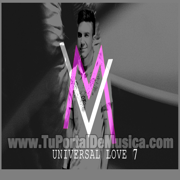 Miguel Vargas Universal Love 7 (2016)