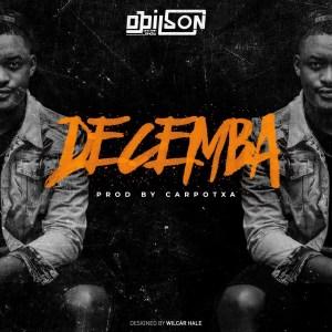 Dj Dilson - DECEMBA (prod by Carpotxa)