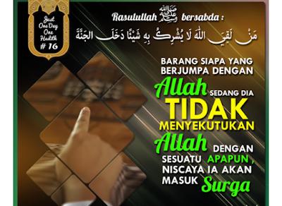Tidak ada Jaminan Keselamatan Akan Masuk Surga dalam Islam?