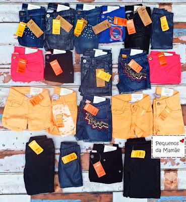 Distribuidora de jeans infantil da Marisol no atacado online pra revender
