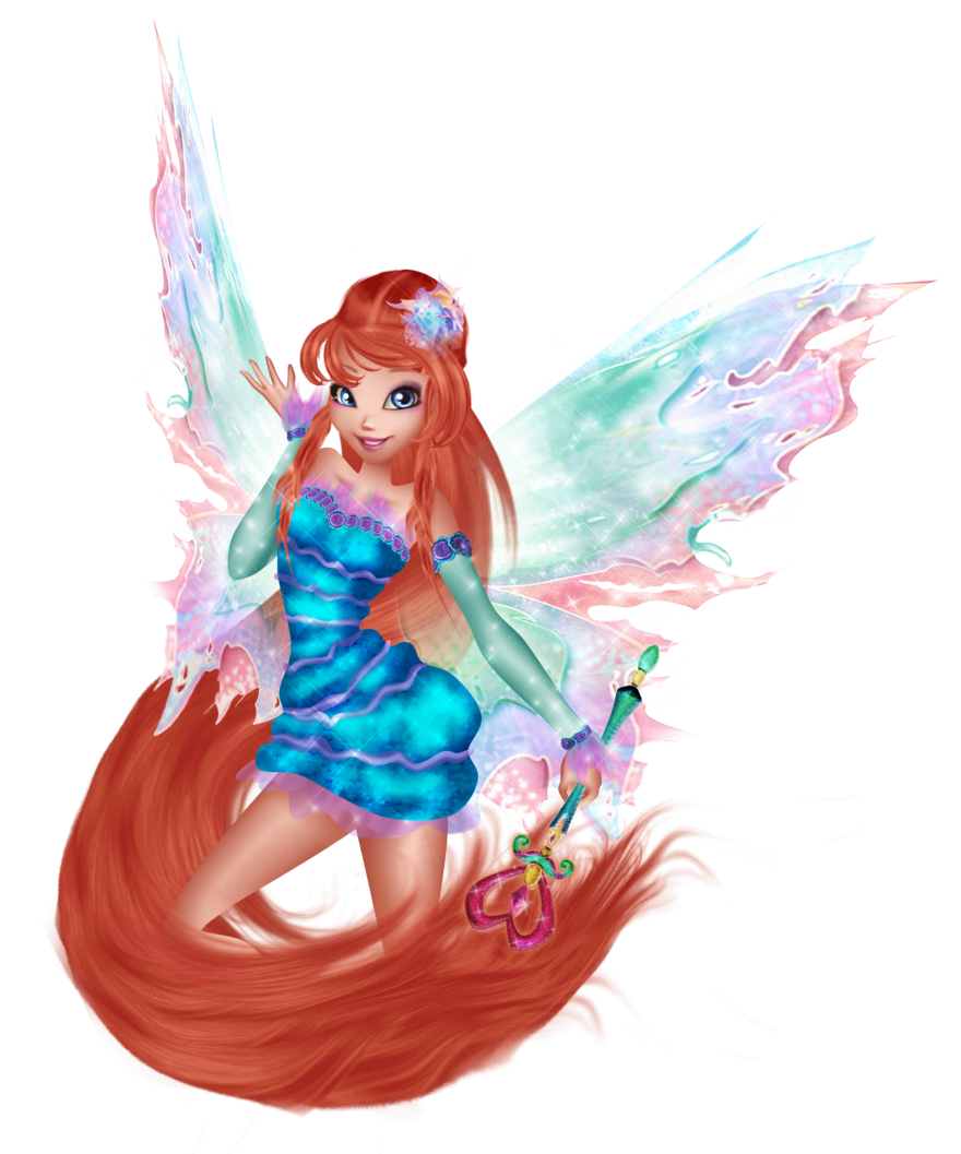 Winx Club Fairies: Winx Club CGI