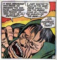 Fantastic Four 89 Lee Kirby