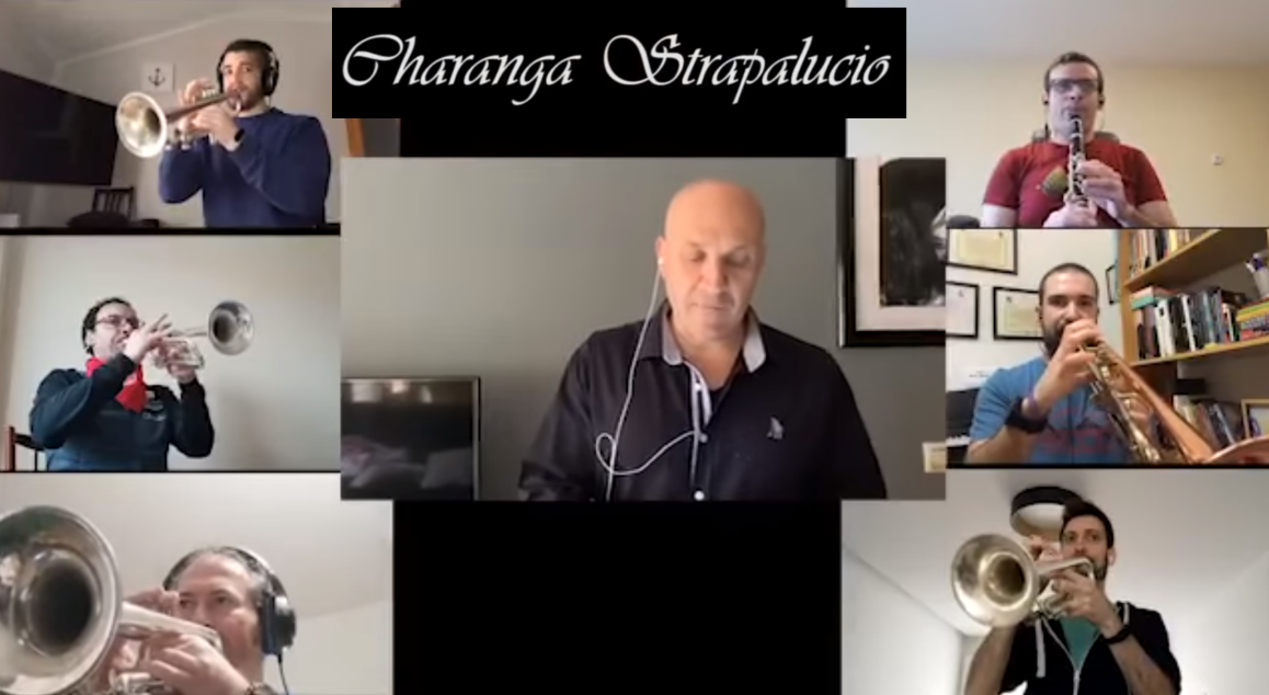 Charanga Strapalucio