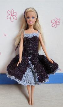 Haak Maar Aan Barbie Koud Toch Ook Maar Een Jurk