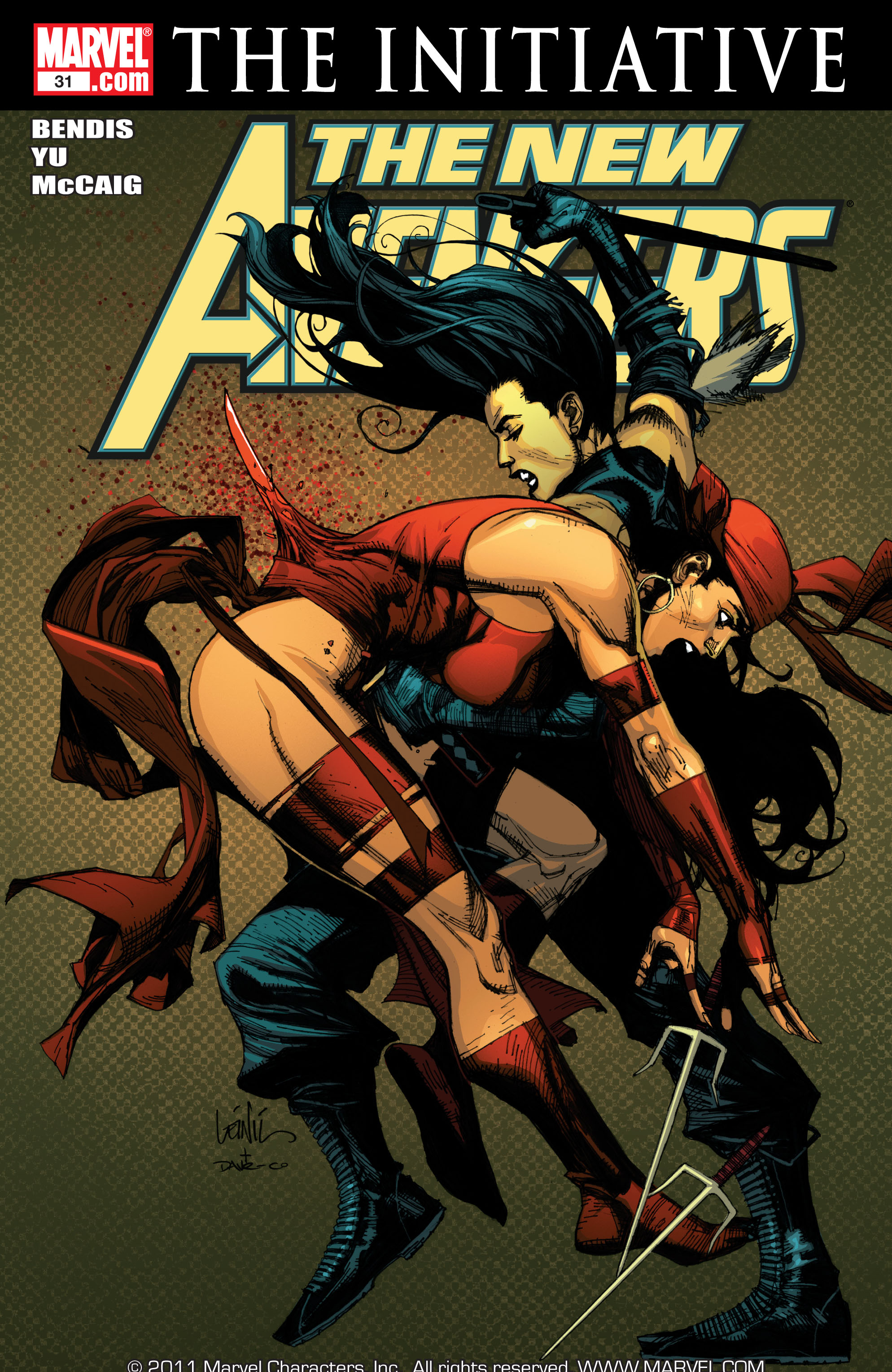 New Avengers (2005) issue 31 - Page 1