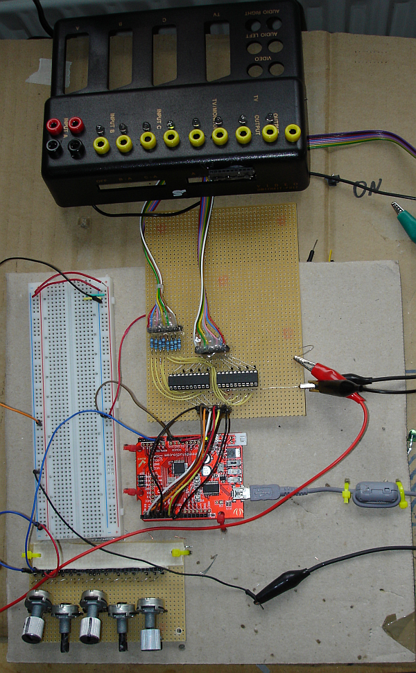 Story: Building an Arduino based sequencer (part 1) | JTUS - Journey