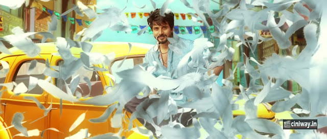 Sivakarthikeyan's Remo First Look Poster
