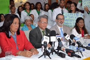Médicos convocan para mañana miércoles  paralización en los hospitales