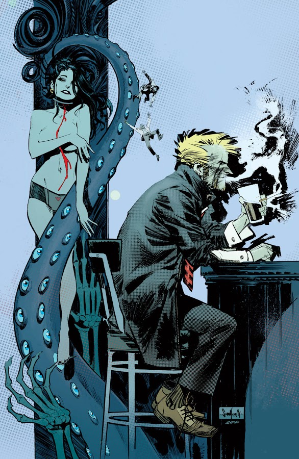 john constantine city of demons vertigo