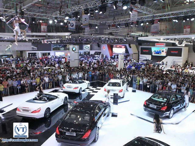 nghị định 116 năm 2017, thị trường ô tô Việt Nam, vạn thông law, công ty luật vạn thông, luật sư, dịch vụ pháp lý