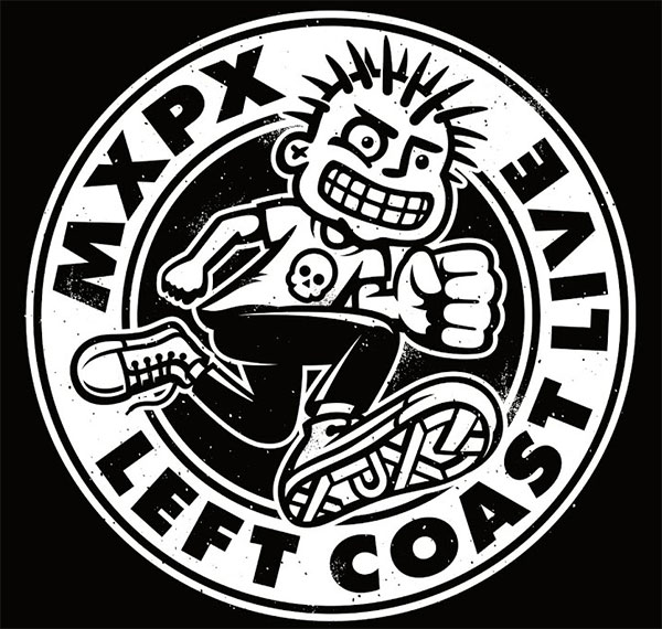 MxPx post Left Coast Live show