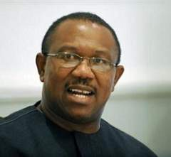 Former Governor of Anambra State, Mr. Peter Obi Said He Can Never Be A Running mate To Atiku