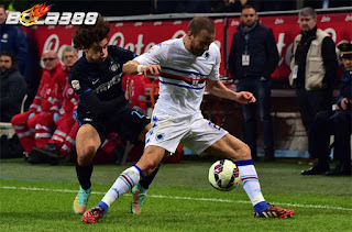 Agen Bola Terpercaya : Prediksi Skor Internazionale Vs Sampdoria 21 Februari 2016