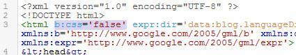 Menghilangkan CSS yang Memblokir di Blog
