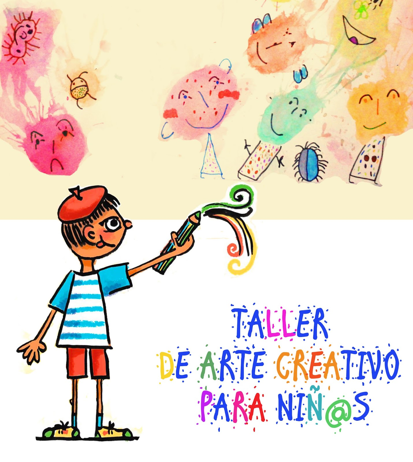Dibujo, pintura y creatividad para niños en León