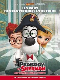 Cuộc Phiêu Lưu Của Mr.Peabody Và Sherman