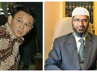 Ahok Panggil Zakir Naik Jadi Saksi Ahli, Muhammadiyah: itu Berlebihan