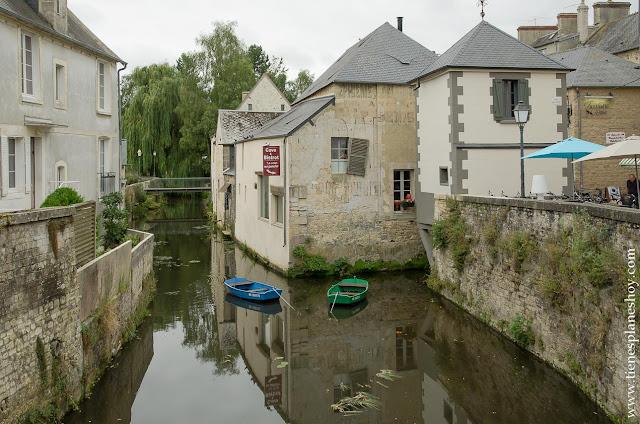 Bayeux viaje Normandía lugares de interes visita Francia