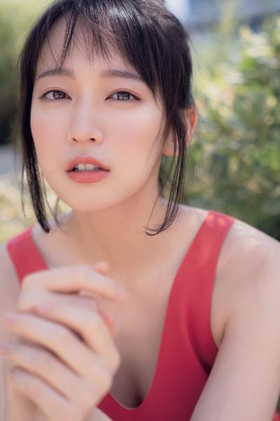 Riho Yoshioka 吉岡里帆, FRIDAY 2019.10.04 (フライデー 2019年10月18日号)