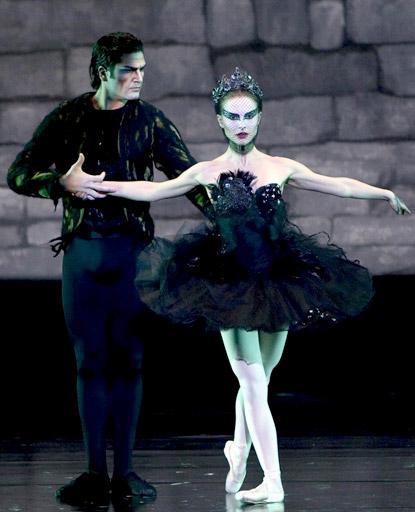 Image result for black swan ballet costume