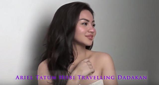 Traveling Liburan versi Artis Remaja nan Cantik Ariel Tatum