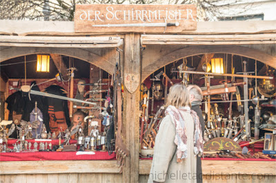 Feira Medieval, Wittelsbacherplatz Munique