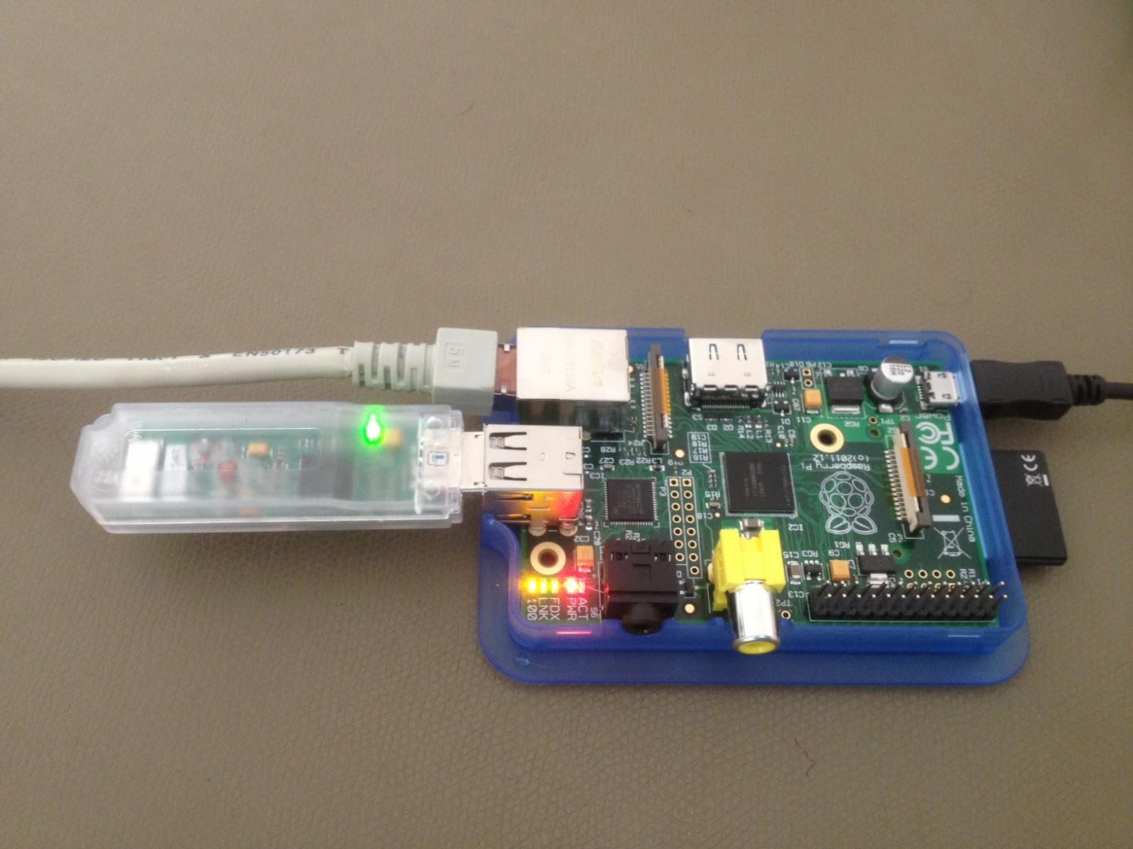 RF-Embedded Developers: UHF RFID Reader for the Raspberry Pi
