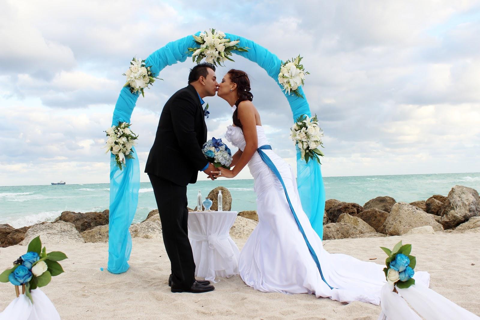 "Affordable Beach Weddings! 305-793-4387: ""Something Blue"