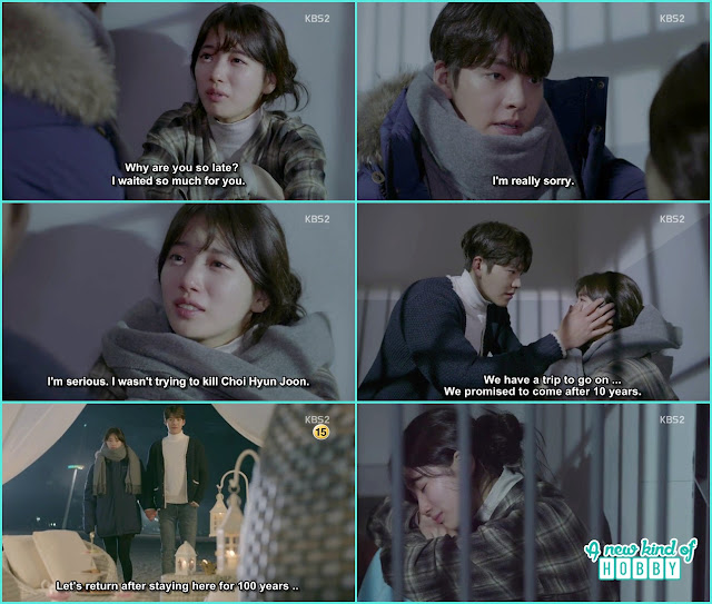 No eul in prison - Uncontrollably Fond - Episode 11 Review - Kdrama 2016