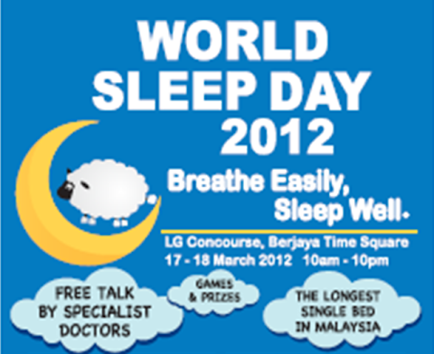 World Sleep Day 2012