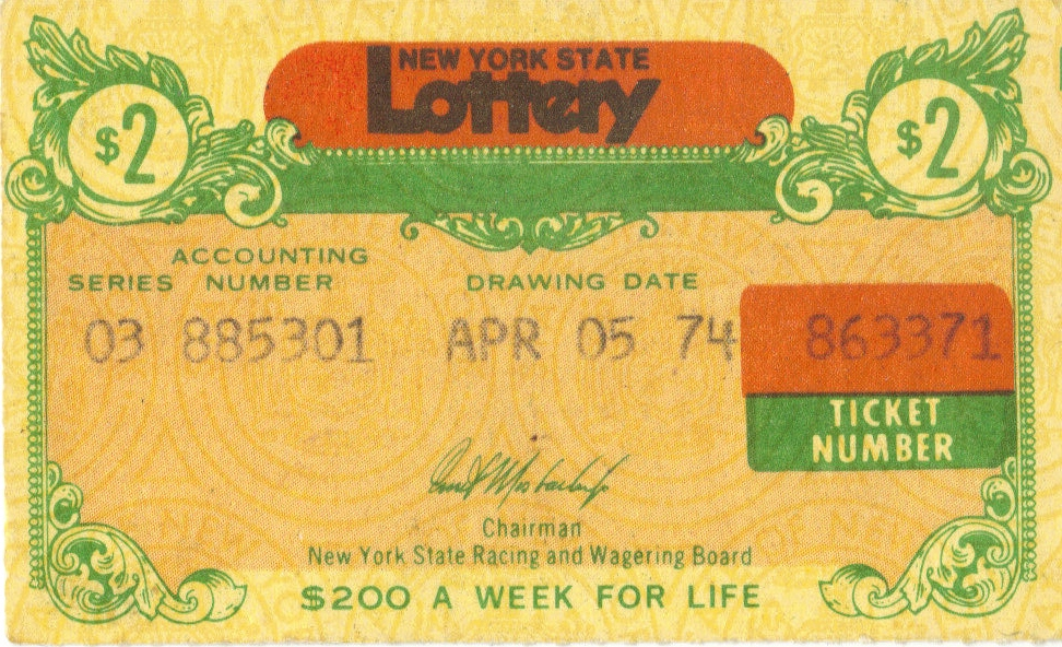 Moneyness: Can lottery tickets become money?