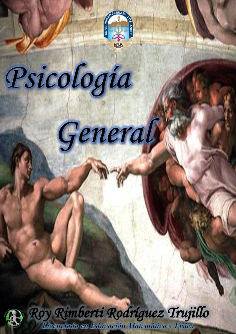 Psicología General – Roy Rimberti Rodriguez Trujillo