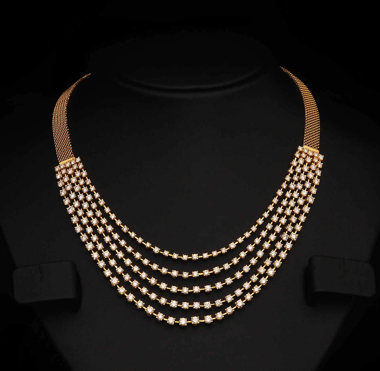 Pai jewellers gold necklace designs latest indian jewellery designs - Pai Jewellers Gold Necklace Designs Latest Indian Jewellery Designs 36