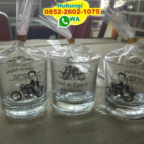 harga souvenir gelas di balikpapan 50720