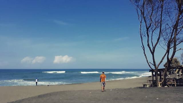Tempat wisata Pantai Pandansimo Bantul Yogyakarta | paket wisata | harga tiket | alamat