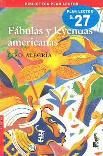antologia de fábulas y leyendas latinamericanas