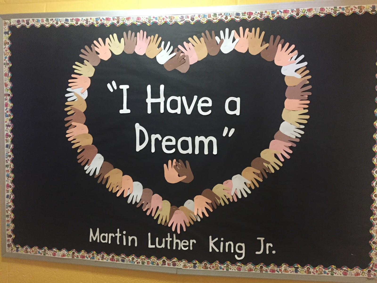 Terrific Preschool Years Martin Luther King Jr Day