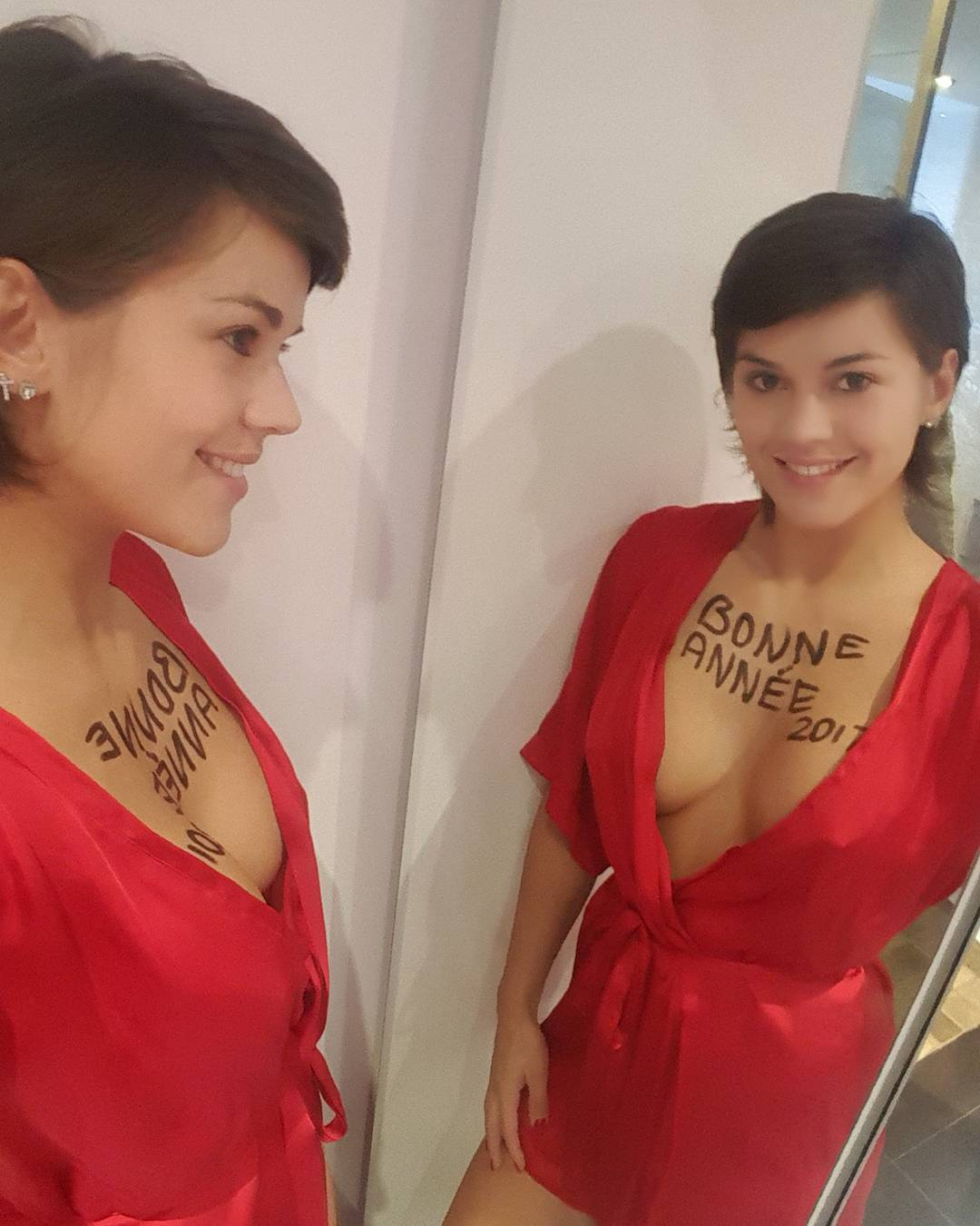 Victoria Alouquas Hot Selfies Pt.2 (NSFW) - BootymotionTV