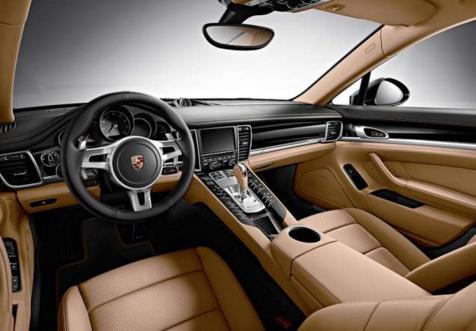2017 Porsche Panamera Redesign