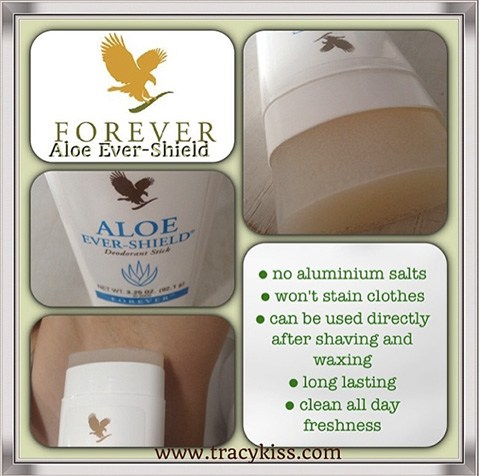 Simplyaddorable Aloe Ever Shield Deodorant Forever Kekal